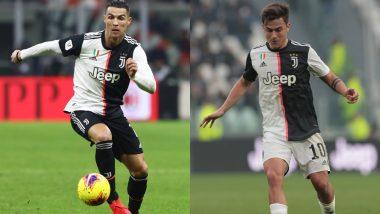 Juventus vs Atalanta, Serie A 2019-20: Cristiano Ronaldo, Paulo Dybala and Other Players to Watch