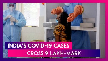 India's COVID-19 Cases Cross 9 Lakh-Mark, Death Toll At 23,727