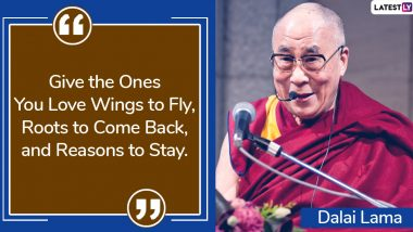 Dalai Lama Quotes With HD Images: Celebrate 14th Dalai Lama's 85th Birthday With His Powerful, Kind and Inspirational Thoughts and Sayings