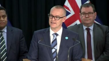 David Clark, New Zealand Health Minister, Resigns After Security Mistakes at COVID-19 Quarantine Facilities
