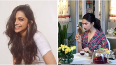 Deepika Padukone Shares a Goofy Video Showing the After Effects of Eating Cake All Week! (View Post)