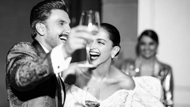 Ranveer Singh's Birthday: Deepika Padukone's Wish for Her Hubby Is Filled With Love and Peace in Abundance (View Post)