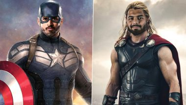 Shreyas Iyer Becomes Captain America, Rishabh Pant Is Thor