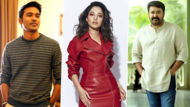 Doctor's Day 2020: Dhanush, Tamannaah Bhatia, Mohanlal Express Their Gratitude to Doctors for Selflessly Risking Their Lives to Save Others