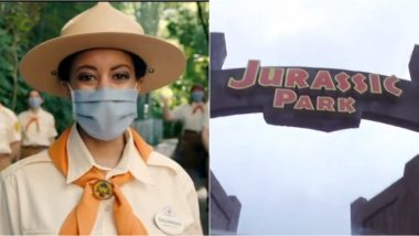 Disney World's Reopening Receives Flak on Internet, Twitterati Compare it to Horror-Filled Jurassic Park After Florida Crosses 15,000 Cases in Single Day (Watch Videos)