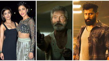 Shruti Haasan Joins Sister Akshara and Chiyaan Vikram in Don't Breathe Remake?