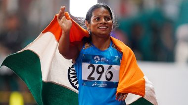 Dutee Chand Puts BMW Car for Sale to Fund Training for Tokyo Olympics 2020; Fans Urge Sports Minister Kiren Rijiju to Intervene and Support the Sprinter (See Reactions)