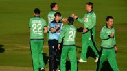 Live Cricket Streaming of England vs Ireland 3rd ODI 2020 on SonyLiv: Check Live Score Online, Watch Free Telecast of ENG vs IRE Match on Sony SIX