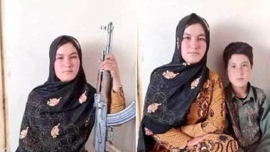 Afghan Teenager Qamar Gul, Her Brother Habibullah Being Hailed as 'Heroes' on Social Media After Fighting Off Taliban Terrorists Who Killed Their Parents