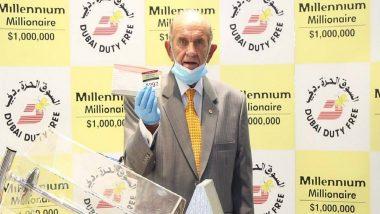 Dubai Duty Free Draw: Indian School Principal Wins $1Million Prize