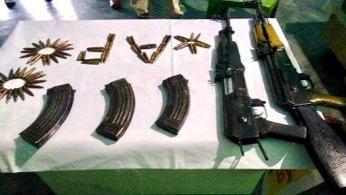 Assam Police Recover Huge Cache of Arms And Ammunition From Bodoland Territorial Area District