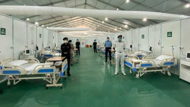 DRDO Team Visits Bihar to Select Site for Setting Up 500-Bed COVID-19 Hospital in Muzaffarpur
