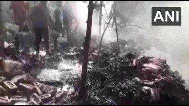 Uttar Pradesh: 7 Dead, 4 Injured in Explosion at Factory in Ghaziabad's Modi Nagar Area