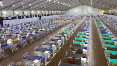 Maharashtra CM Uddhav Thackeray Inaugurates 3,520-Bed Corona Treatment Facilities in Mumbai Amid Rising COVID-19 Cases