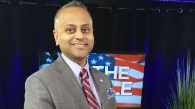 Entrepreneur Rik Mehta Becomes First Indian-American to Win GOP Primary for Senate from New Jersey