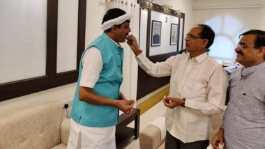 Madhya Pradesh: MLA Pradyuman Singh Lodhi Quits Congress Party, Joins BJP