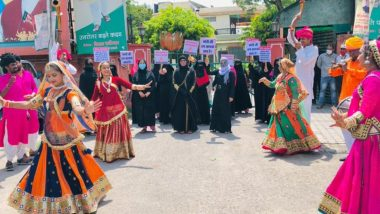 1 Year of Triple Talaq Ban: Mukhtar Abbas Naqvi, Ravi Shankar Prasad and Smriti Irani Thank PM Narendra Modi for 'Empowering Muslim Women'