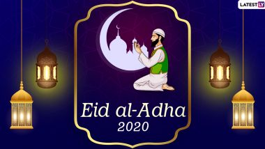 Eid al-Adha Mubarak 2020 Images and Bakra Eid Wishes: From Donning Traditional Attires to Delicious Food, People Share Bakrid Celebrations Photos