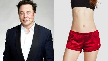 Elon Musk's Tesla Introduces Satin Shorts, Space Company CEO Thinks Wearing it to Stakeholders' Meeting Would be 'Next-Level' When Challenged by A Twitterati!