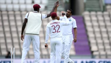 ENG vs WI 1st Test 2020: Cricket Fraternity Congratulate West Indies for Dominant Win Over England
