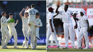 England vs West Indies, Southampton Weather, Pitch Report & Rain Forecast: Here's How Weather Will Behave for ENG vs WI 1st Test 2020 at Rose Bowl Stadium