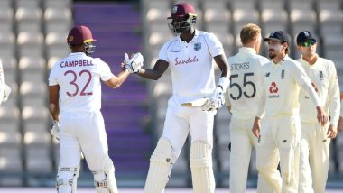 ENG vs WI 1st Test 2020: Viv Richards, Ian Bishop, Dwayne Bravo and Other West Indies Legends Laud Jason Holder's Men for Memorable Win