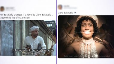 Fair & Lovely Changes Their Name to Glow & Lovely, Unimpressed Netizens Give HUL The Funny Memes Treatment!