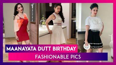 Maanayata Dutt Birthday: 7 Stylish Instagram Pics Of The Star Wife That Prove She's A Stunner!