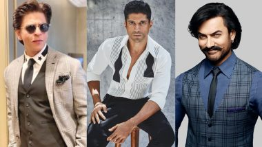 Saare Jahaan Se Achcha: From Shah Rukh Khan to Farhan Akhtar, all the Actors Who Were Reportedly Approached for this Rakesh Sharma Biopic