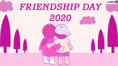What is Friendship Day 2020 Date in India: Know The History & Significance Behind First Sunday of August Observance That Celebrates Friends