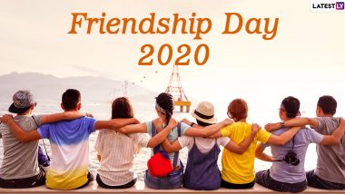 When is Friendship Day in 2020? Know the Significance and Celebrations Of The Day Honouring Beautiful Bond of Friendship on First Sunday of August