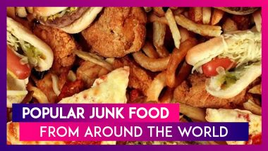 National Junk Food Day 2020: Famous Junk Food Dishes From Around the World