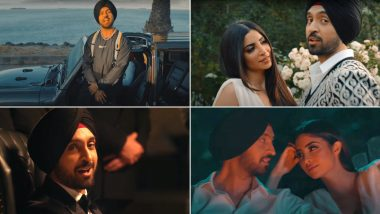 GOAT Song Out: Diljit Dosanjh's Peppy Punjabi Track Will Instantly Set You Grooving (Watch Video)