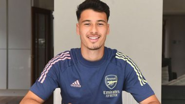 Forward Gabriel Martinelli Signs New Long-Term Deal With Arsenal