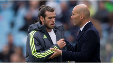 Gareth Bale's Absence From Real Madrid Squad for Final La Liga 2019–20 Match a 'Technical Decision', Says Zinedine Zidane