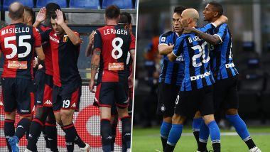 Geona vs Inter Milan, Serie A 2019–20 Free Live Streaming Online & Match Time in IST: How to Get Live Telecast on TV & Football Score Updates in India?