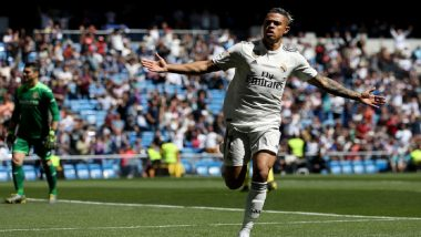 Mariano Diaz of Real Madrid Tests COVID-19 Positive Ahead of Manchester City Clash in Champions League