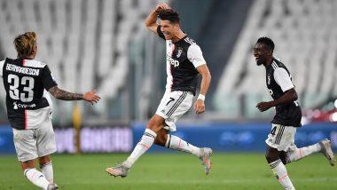 Cristiano Ronaldo Scores as Juventus Beat Sampdoria 2-0 to Win Ninth Successive Serie A Title