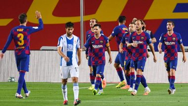 Barcelona vs Elche, Joan Gamper Trophy 2020–21 Free Live Streaming Online & Match Time in India: How to Watch Club Friendly Match Live Telecast on TV & Football Score Updates in IST?
