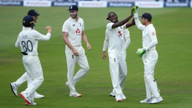 ENG vs WI 2020: Jofra Archer, Mark Wood Put Hosts Back in Driver's Seat at Lunch