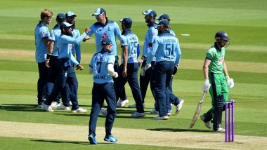 Live Cricket Streaming of England vs Ireland 2nd ODI 2020 on SonyLiv: Check Live Score Online, Watch Free Telecast of ENG vs IRE Match on Sony SIX