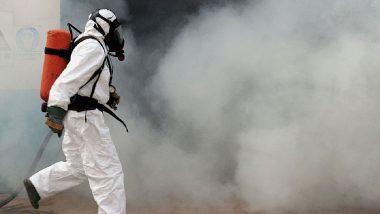 Chlorine Gas Leak at Plant in Iran's Mahshahr Sickens 70