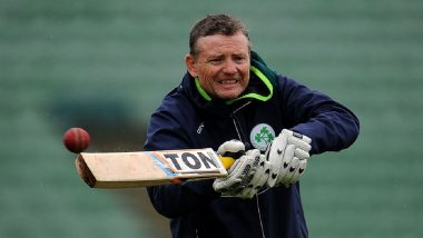 Pressure Will Be on England in ODIs, Feels Ireland Coach Graham Ford