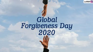 Global Forgiveness Day 2020 Date And Significance: Know The History of The Observance That Encourages Forgiving