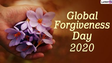 Global Forgiveness Day 2020 Images & HD Wallpapers for Free Download Online: WhatsApp Stickers, Greetings and Messages to Forgive & Seek Forgiveness on This Day