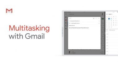 Gmail App on iPad Gets Much Awaited Split View Multitasking Support
