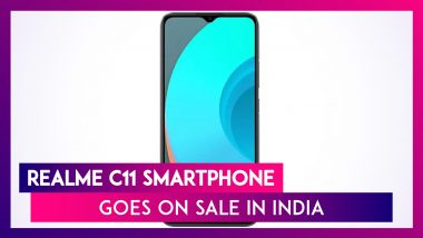 Realme C11 Smartphone Goes on Sale in India; Check Prices, Variants, Features, & Specifications