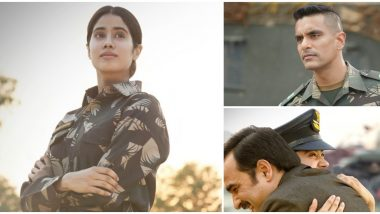 Gunjan Saxena - The Kargil Girl Release Date For Netflix: Janhvi Kapoor Starrer to Premiere on August 12, Check Out New Stills