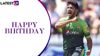 Hasan Ali Birthday Special: 5/38 vs West Indies and Other Sensational Performances by Pakistan Pacer
