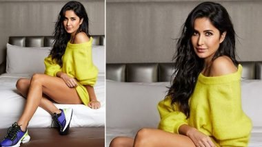 Happy Birthday Katrina Kaif: Fans Shower Love on the Bang Bang Actress in Advance, Wish Her Before She Turns 37 (View Tweets)